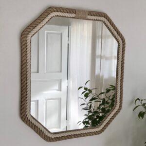 nautical okta pravokutno ogledalo