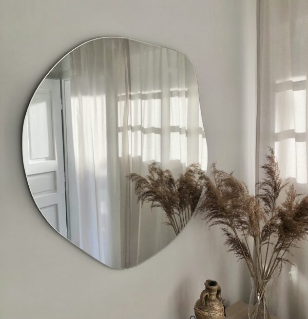 naked asimetrično ogledalo