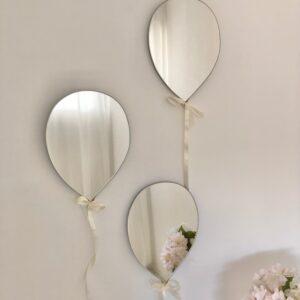 balon ogledalo